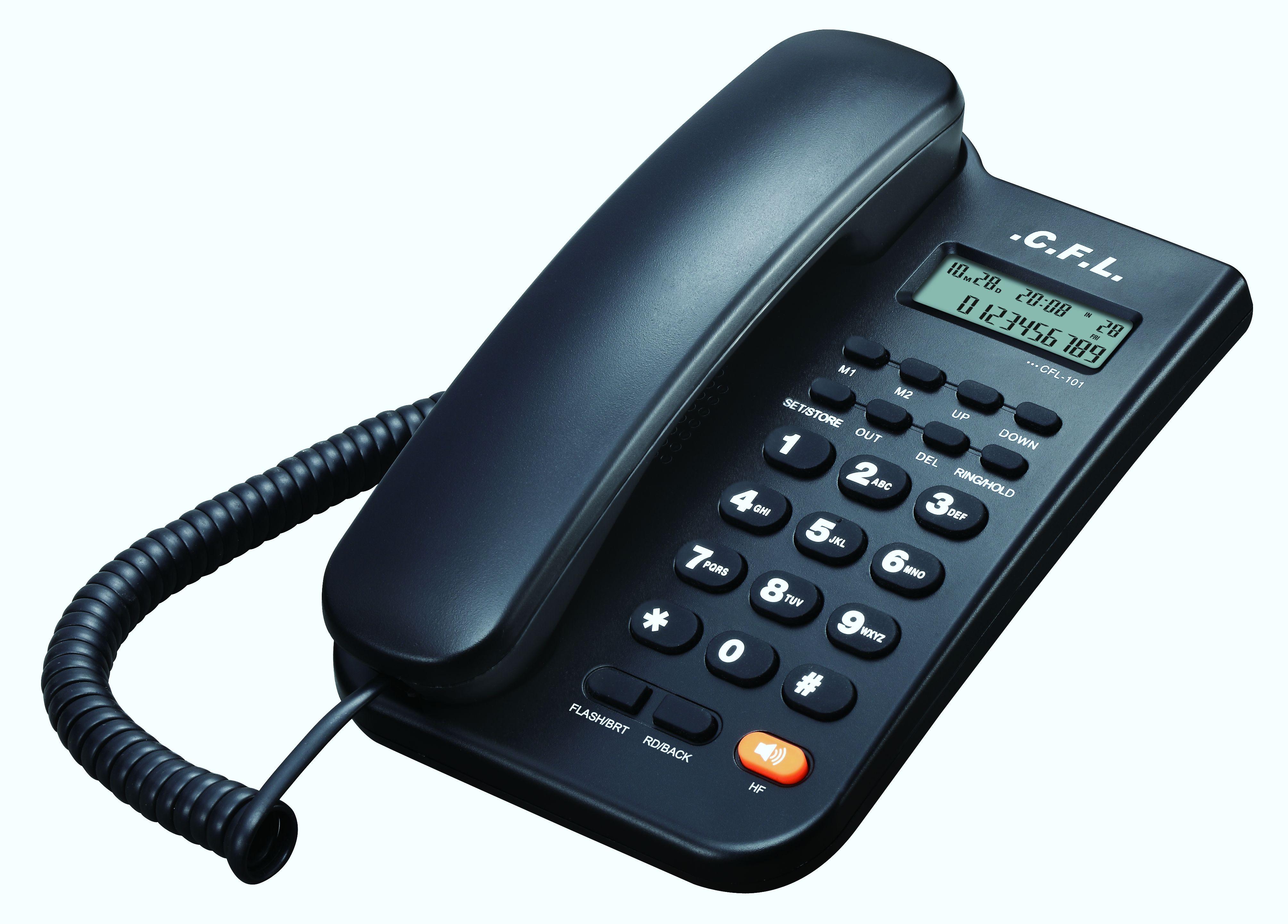 تلفن سی اف ال مدل 101