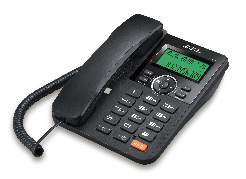 تلفن سی اف ال مدل 1209