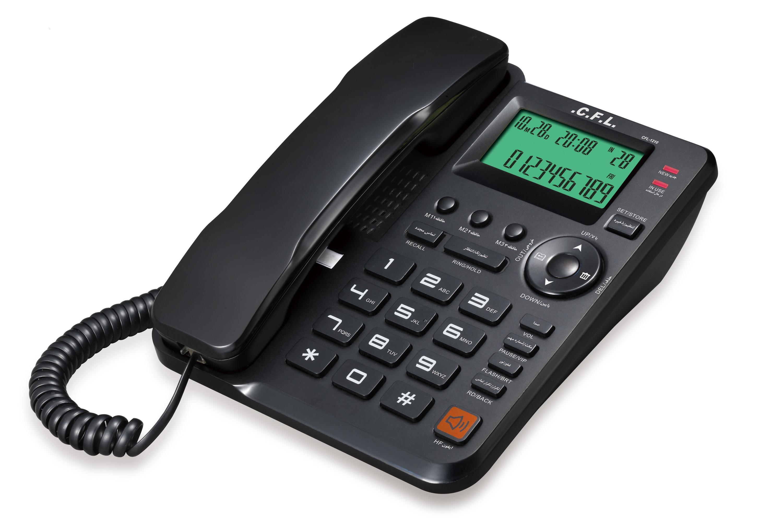 تلفن سی اف ال مدل 1210