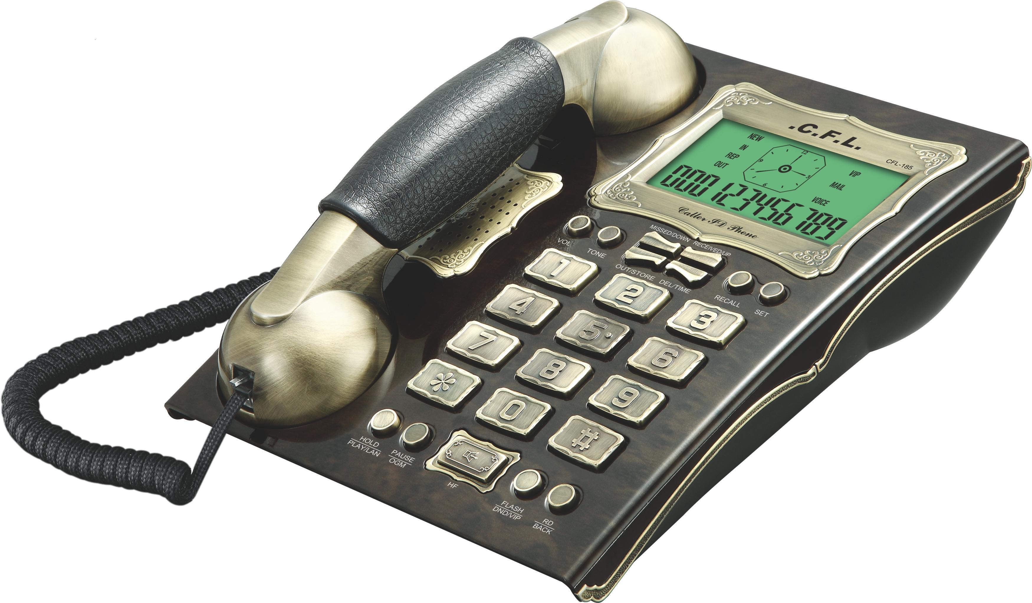 تلفن سی اف ال مدل 185