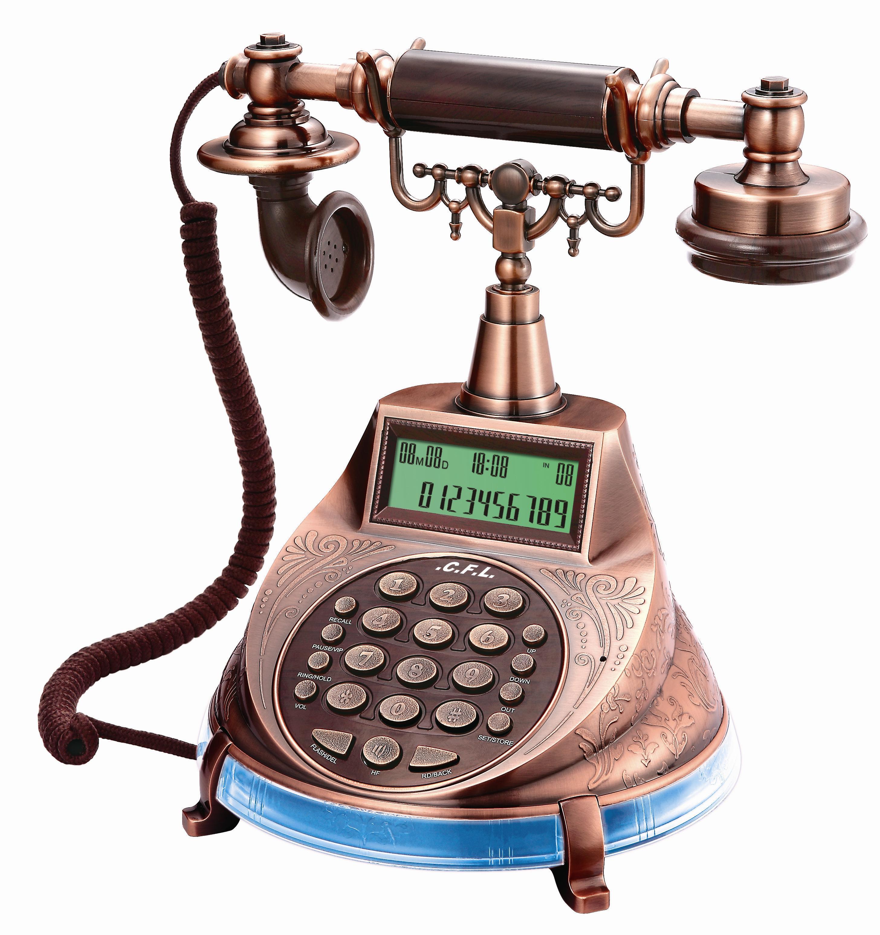 تلفن سی اف ال سلطنتی 1949