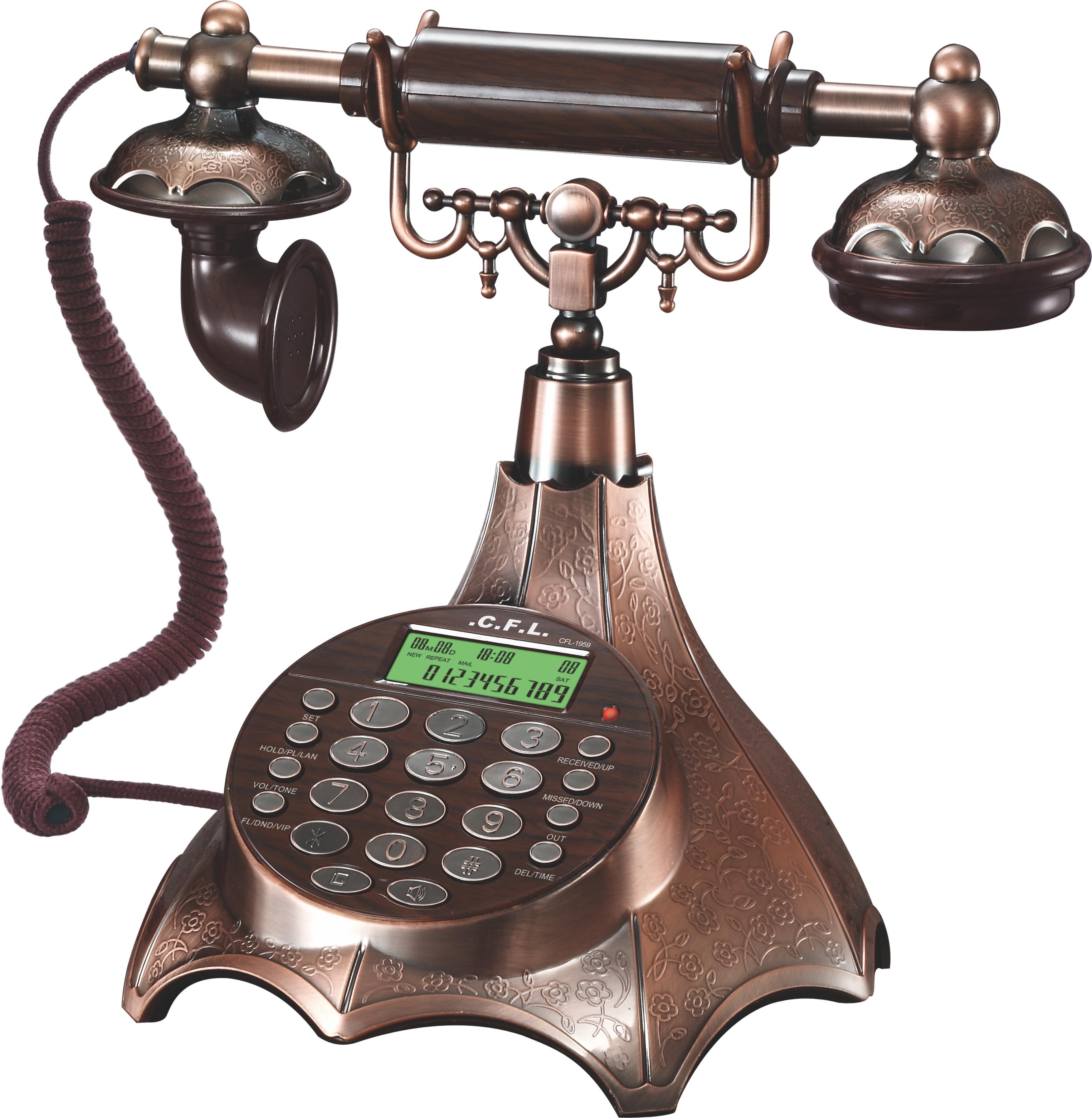تلفن سی اف ال سلطنتی مدل 1959