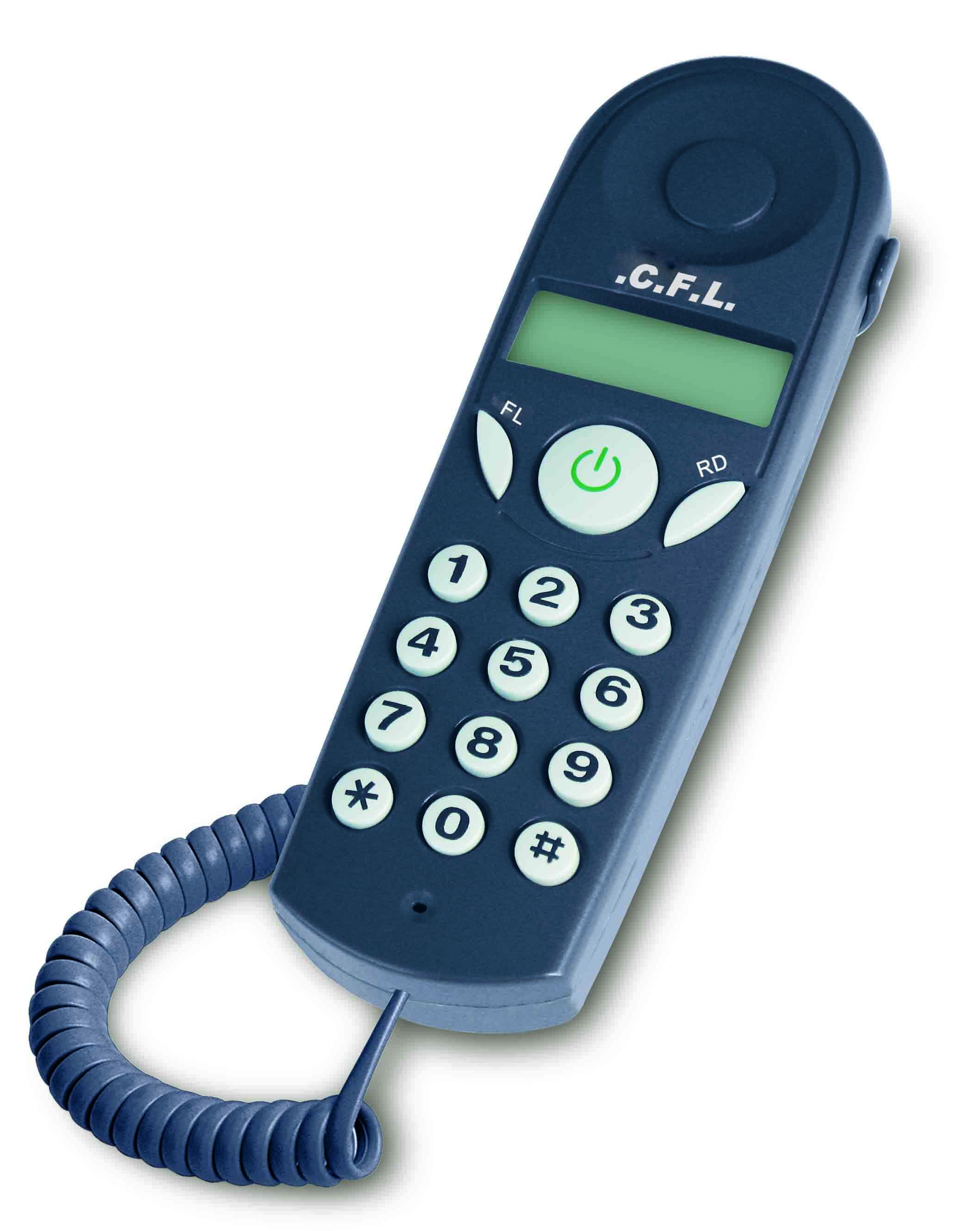 تلفن سی اف ال مدل 2020 مخصوص تست خط