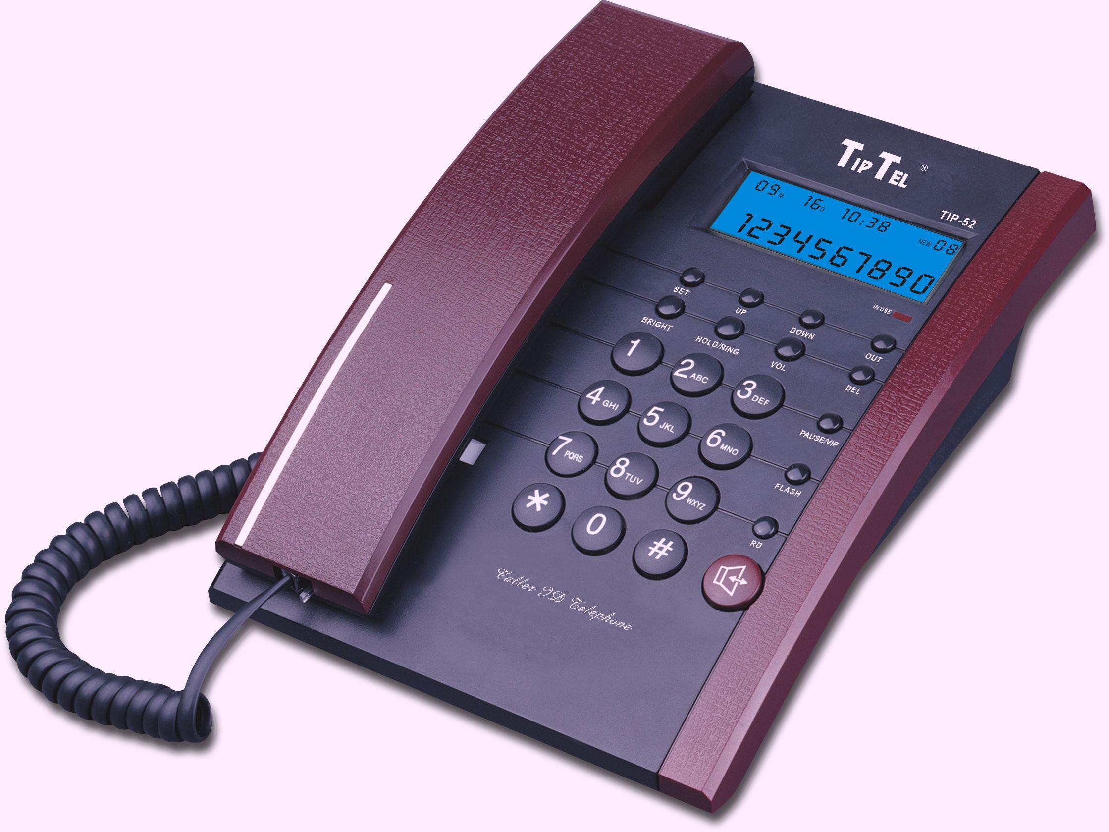 تلفن سی اف ال مدل 52