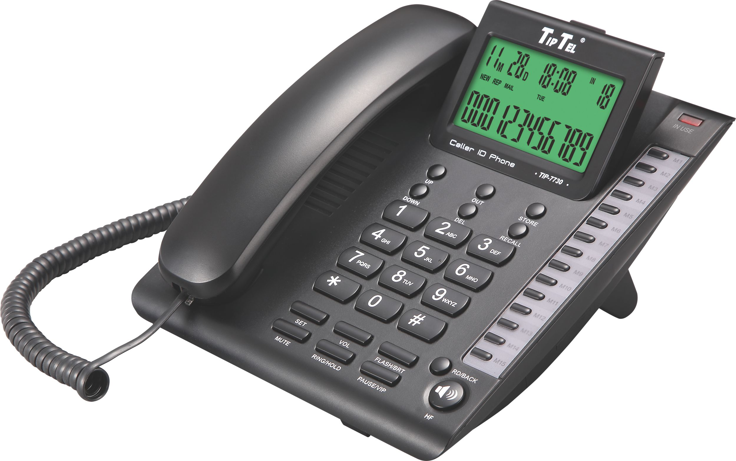 تلفن سی اف ال مدل 7730
