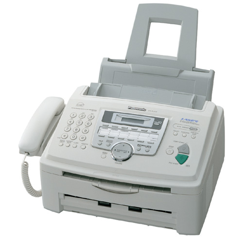 فکس لیزری پاناسونیک مدل : Panasonic KX-FL612