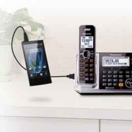 تلفن بیسیم پاناسونیک KX-TG7871