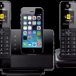 تلفن بیسیم پاناسونیک KX-PRD262