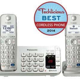 تلفن بیسیم پاناسونیک KX-TGE272