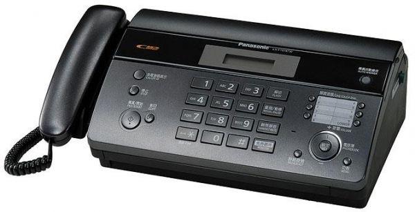 panasonic fax 501