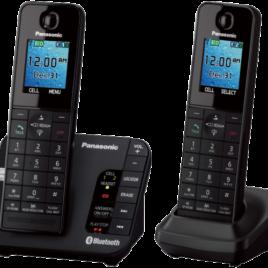 تلفن بیسیم پاناسونیک KX-TGH262
